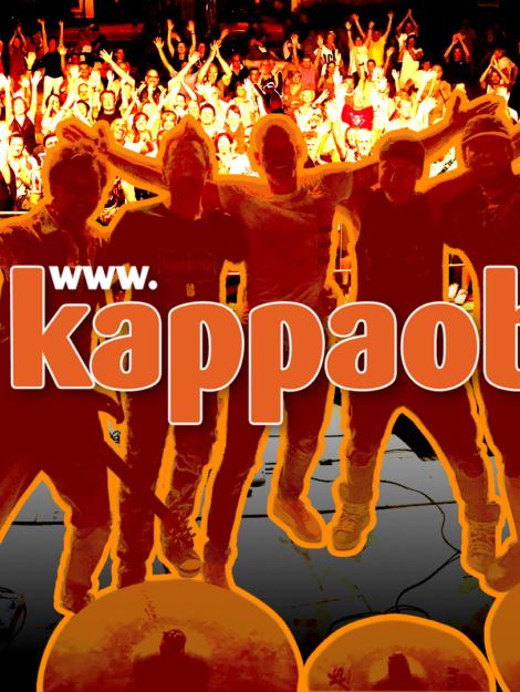 Kappaoband live