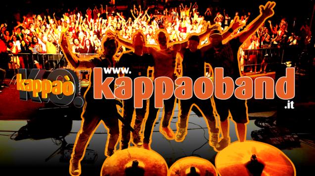 Kappaoband live Cattolica 80 noi figli delle stelle